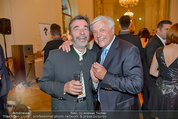 Trophee Gourmet - Hofburg - Do 22.05.2014 - Manfred BUCHINGER, Werner MATT15