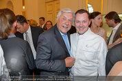 Trophee Gourmet - Hofburg - Do 22.05.2014 - Werner MATT, Simon TAXACHER16