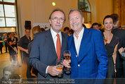 Trophee Gourmet - Hofburg - Do 22.05.2014 - Hans SCHMID, Ossi SCHELLMANN20