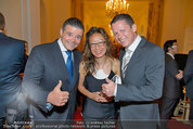 Trophee Gourmet - Hofburg - Do 22.05.2014 - Kim SOHYI (kim kocht), Alexander FANKHAUSER, Andreas WOJTA28
