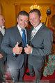 Trophee Gourmet - Hofburg - Do 22.05.2014 - Alexander FANKHAUSER, Andreas WOJTA30
