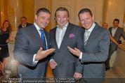 Trophee Gourmet - Hofburg - Do 22.05.2014 - Alexander FANKHAUSER, Andreas WOJTA, Reinhard GERER33