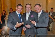 Trophee Gourmet - Hofburg - Do 22.05.2014 - Alexander FANKHAUSER, Andreas WOJTA, Reinhard GERER34