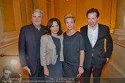 Trophee Gourmet - Hofburg - Do 22.05.2014 - Birgit und Heinz REITBAUER, Peter SIMONISCHEK, Brigitte KARNER36