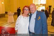 Trophee Gourmet - Hofburg - Do 22.05.2014 - Inge und Rudolf Purzel KLINGOHR4
