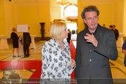 Trophee Gourmet - Hofburg - Do 22.05.2014 - Elisabeth Lizzy ENGSTLER, Walter ESELB�CK5