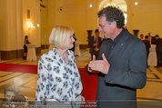 Trophee Gourmet - Hofburg - Do 22.05.2014 - Elisabeth Lizzy ENGSTLER, Walter ESELB�CK6