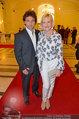 Trophee Gourmet - Hofburg - Do 22.05.2014 - Elisabeth Lizzy ENGSTLER mit Freund Charly9