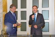 Lifeball Salon Imperial - Hotel Imerial - Mi 28.05.2014 - Alfons HAIDER, Klaus CHRISTANDL13