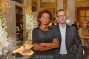 Lifeball Salon Imperial - Hotel Imerial - Mi 28.05.2014 - Arabella KIESBAUER, Florens EBLINGER4