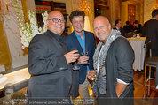 Lifeball Salon Imperial - Hotel Imerial - Mi 28.05.2014 - Andreas Andi LACKNER, Christoph WALTENBERGER, Andreas OBERKANINS7