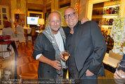 Lifeball Salon Imperial - Hotel Imerial - Mi 28.05.2014 - Andreas Andi LACKNER, Andreas OBERKANINS8