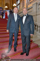 LB Celebration Konzert Red Carpet - Burgtheater - Fr 30.05.2014 - Franz WOHLFAHRT, Gery KESZLER1