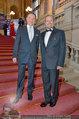 LB Celebration Konzert Red Carpet - Burgtheater - Fr 30.05.2014 - Franz WOHLFAHRT, Gery KESZLER2