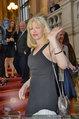 LB Celebration Konzert Red Carpet - Burgtheater - Fr 30.05.2014 - Courtney LOVE26