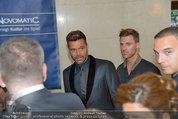 LB Celebration Konzert Red Carpet - Burgtheater - Fr 30.05.2014 - Ricky MARTIN43