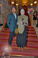LB Celebration Konzert Red Carpet - Burgtheater - Fr 30.05.2014 - Vivienne WESTWOOD mit Ehemann Andreas KRONTHALER69