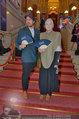 LB Celebration Konzert Red Carpet - Burgtheater - Fr 30.05.2014 - Vivienne WESTWOOD mit Ehemann Andreas KRONTHALER70