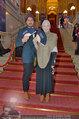 LB Celebration Konzert Red Carpet - Burgtheater - Fr 30.05.2014 - Vivienne WESTWOOD mit Ehemann Andreas KRONTHALER72