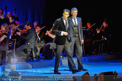 LB Celebration Konzert Aftershow - Burgtheater - Fr 30.05.2014 - Luca PISARONI, Thomas HAMPSON4