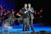 LB Celebration Konzert Aftershow - Burgtheater - Fr 30.05.2014 - Luca PISARONI, Thomas HAMPSON7