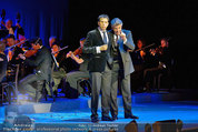 LB Celebration Konzert Aftershow - Burgtheater - Fr 30.05.2014 - Luca PISARONI, Thomas HAMPSON8