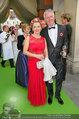 Lifeball Galadinner - Hofburg - Sa 31.05.2014 - Ernst und Manuela FISCHER10