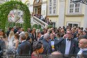 Lifeball Galadinner - Hofburg - Sa 31.05.2014 - 2