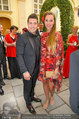 Lifeball Galadinner - Hofburg - Sa 31.05.2014 - Marcel HIRSCHER mit Freundin Laura3