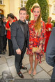 Lifeball Galadinner - Hofburg - Sa 31.05.2014 - Marcel HIRSCHER mit Freundin Laura35