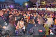 Lifeball Red Carpet (VIP) - Rathaus - Sa 31.05.2014 - 117