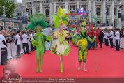 Lifeball Red Carpet (VIP) - Rathaus - Sa 31.05.2014 - 17