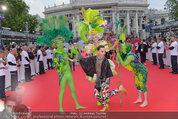 Lifeball Red Carpet (VIP) - Rathaus - Sa 31.05.2014 - 18