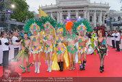 Lifeball Red Carpet (VIP) - Rathaus - Sa 31.05.2014 - 22