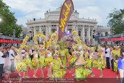 Lifeball Red Carpet (VIP) - Rathaus - Sa 31.05.2014 - Str�ck Gruppenfoto33