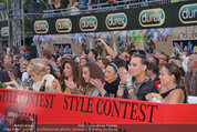 Lifeball Red Carpet (VIP) - Rathaus - Sa 31.05.2014 - Style Contest Jury36