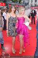 Lifeball Red Carpet (VIP) - Rathaus - Sa 31.05.2014 - Amina DAGI, Missy MAY44