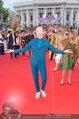 Lifeball Red Carpet (VIP) - Rathaus - Sa 31.05.2014 - Shaun ROSS45