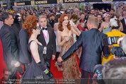 Lifeball Red Carpet (VIP) - Rathaus - Sa 31.05.2014 - Marcia CROSS53