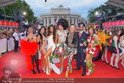Lifeball Red Carpet (VIP) - Rathaus - Sa 31.05.2014 - 56