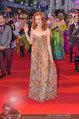 Lifeball Red Carpet (VIP) - Rathaus - Sa 31.05.2014 - Marcia CROSS90