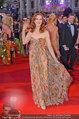 Lifeball Red Carpet (VIP) - Rathaus - Sa 31.05.2014 - Marcia CROSS93