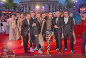 Lifeball Red Carpet (VIP) - Rathaus - Sa 31.05.2014 - 97