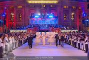 Lifeball Opening Show - Rathaus - Sa 31.05.2014 - Er�ffnungskomitee1
