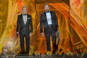 Lifeball Opening Show - Rathaus - Sa 31.05.2014 - Thomas STIPSITS, Manuel RUBEY2
