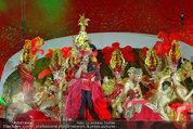 Lifeball Opening Show - Rathaus - Sa 31.05.2014 - Candice GLOVER20