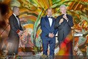 Lifeball Opening Show - Rathaus - Sa 31.05.2014 - Gery KESZLER, Bill CLINTON30