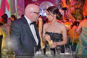 Lifeball Party (VIP) - Rathaus - Sa 31.05.2014 - DJ �TZI Gerry FRIEDLE mit Ehefrau Sonja41