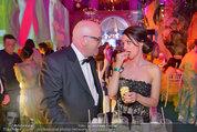 Lifeball Party (VIP) - Rathaus - Sa 31.05.2014 - DJ �TZI Gerry FRIEDLE mit Ehefrau Sonja42