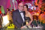 Lifeball Party (VIP) - Rathaus - Sa 31.05.2014 - DJ �TZI Gerry FRIEDLE mit Ehefrau Sonja43